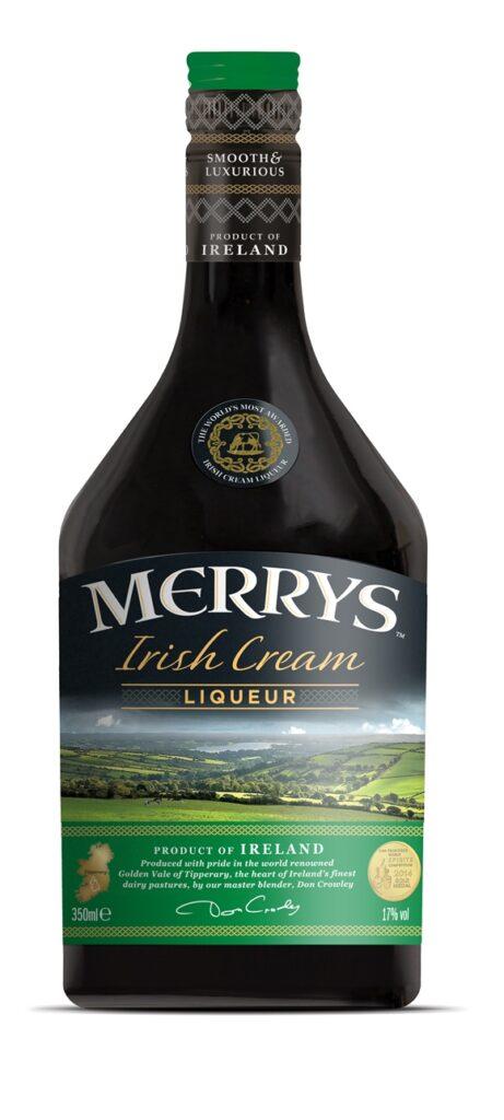 Merrys Irish Cream Liqueur 35cl