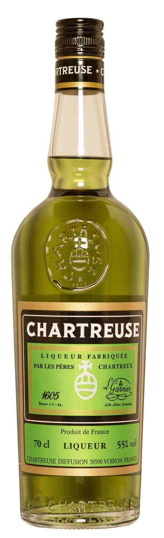 Chartreuse Liqueur 70cl