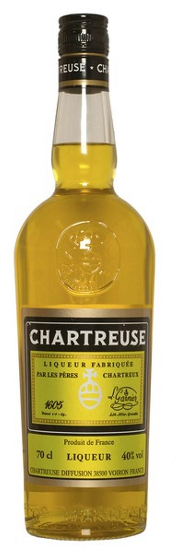 Chartreuse Liqueur Yellow 70cl