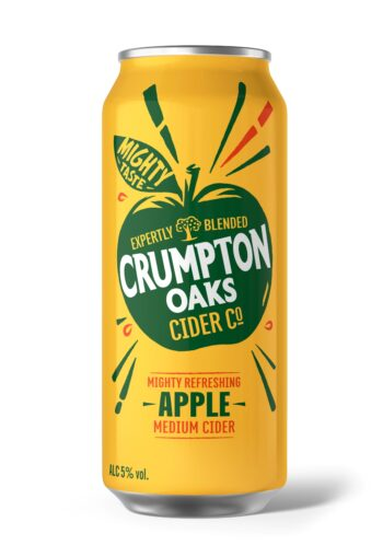 Crumpton Oaks Apple Cider 50cl CAN