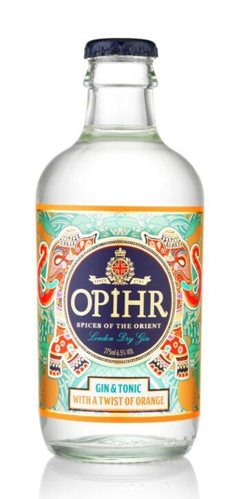 Opihr RTD Gin & Tonic Orange 27.5cl