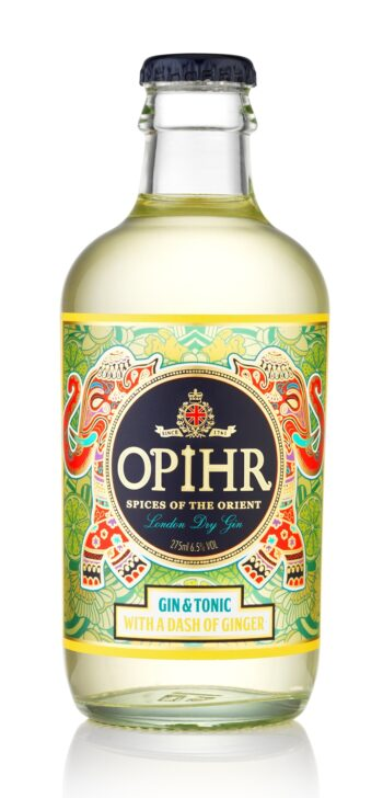 Opihr RTD Gin & Tonic Ginger 27.5cl