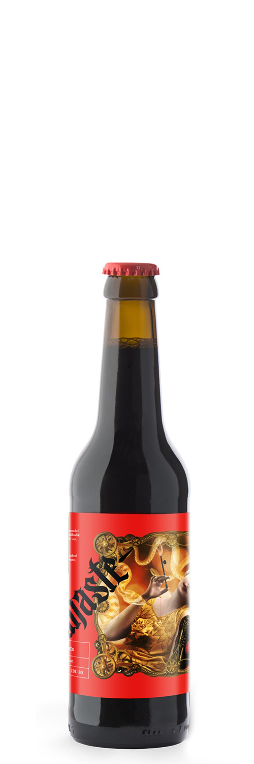 Pühaste Dekadents Imperial Stout 11.2% 33cl