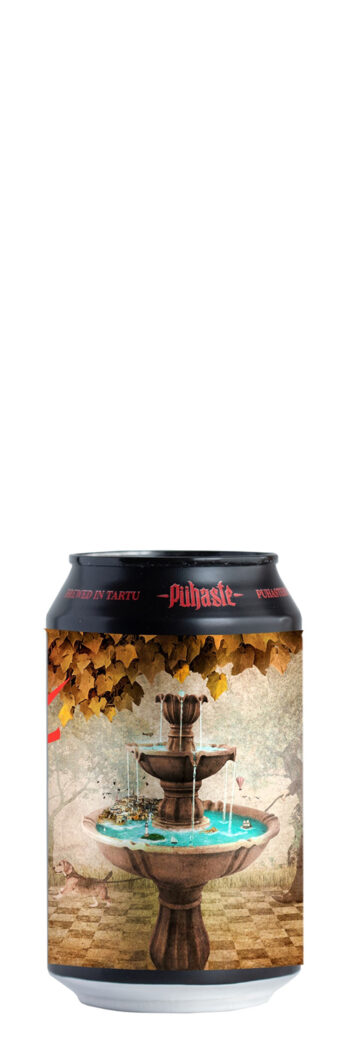 Pühaste Vulin Session IPA 4.6% 33cl CAN
