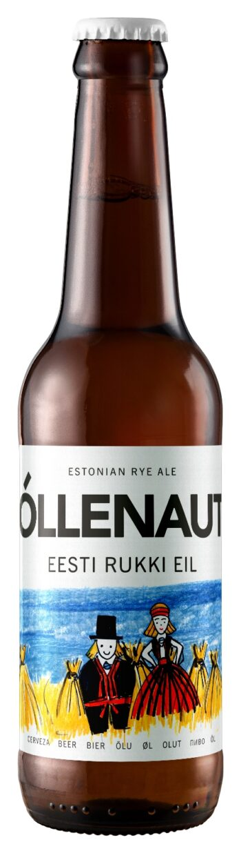 Õllenaut Eesti Rukki Eil 5.3% 33cl
