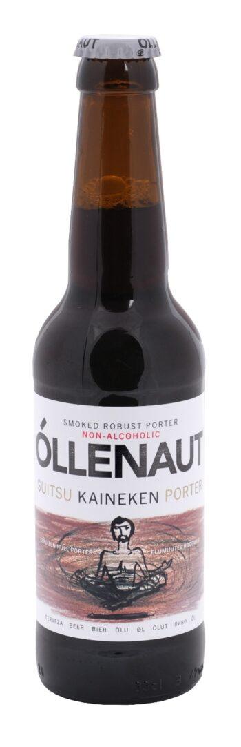 Õllenaut Kaineken Non-Alcoholic Suitsu Porter 33cl