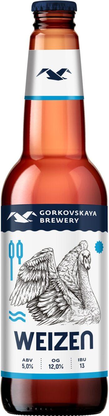 Gorkovskaja Brewery Weizen 44cl