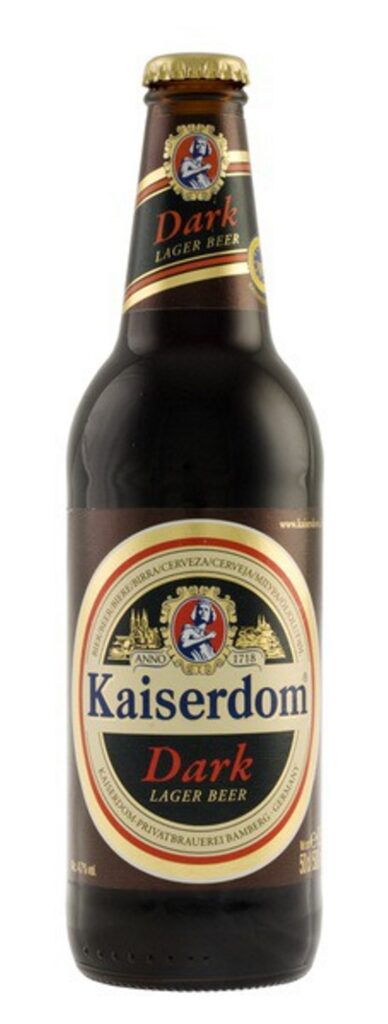Kaiserdom Dark Lager Beer 50cl bottle