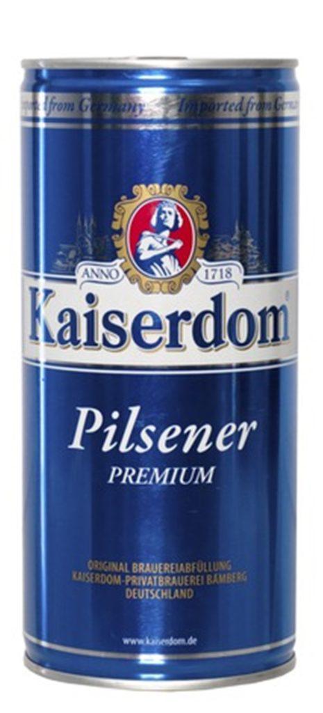 Kaiserdom Pilsener Premium 100cl CAN