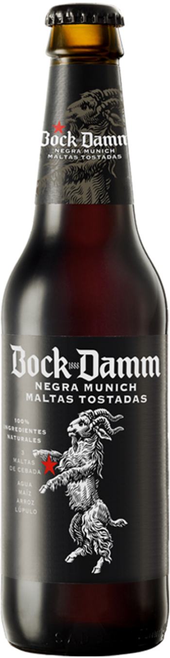 Bock Damm 25cl bottle