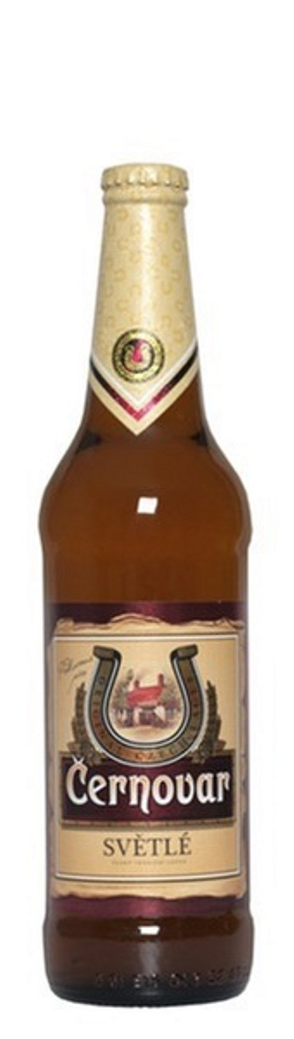 Cernovar Svetle 50cl bottle