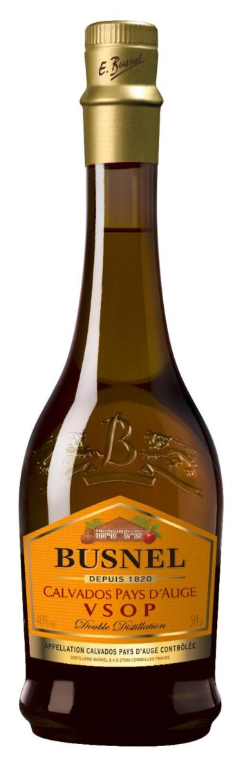 Busnel Calvados Pays d'Auge VSOP 50cl