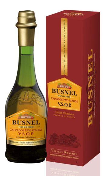 Busnel Calvados Pays d'Auge VSOP 70cl giftbox