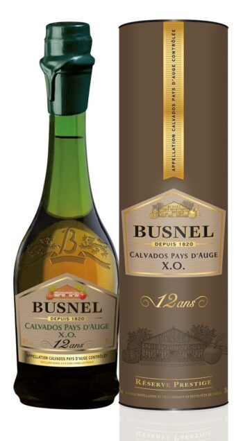 Busnel Calvados Pays d'Auge XO 12Y 70cl giftbox