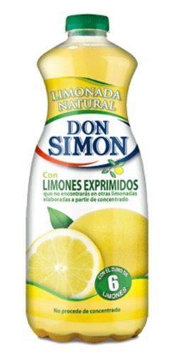 Don Simon Squeezed Lemons Light 150cl PET