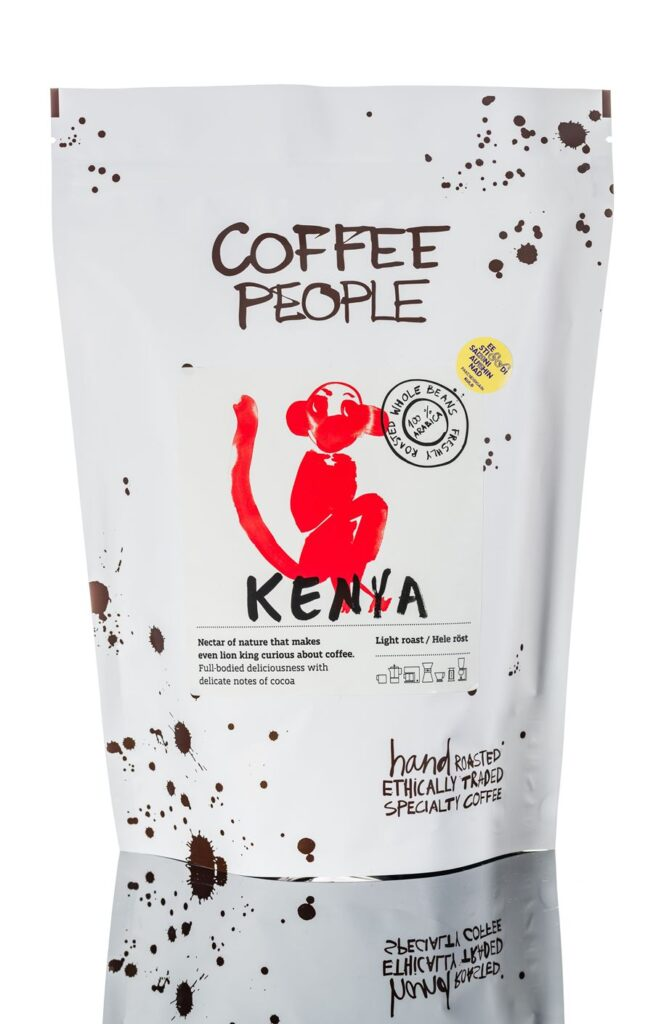 Coffee People Kohviuba Kenya Hele Röst 500g