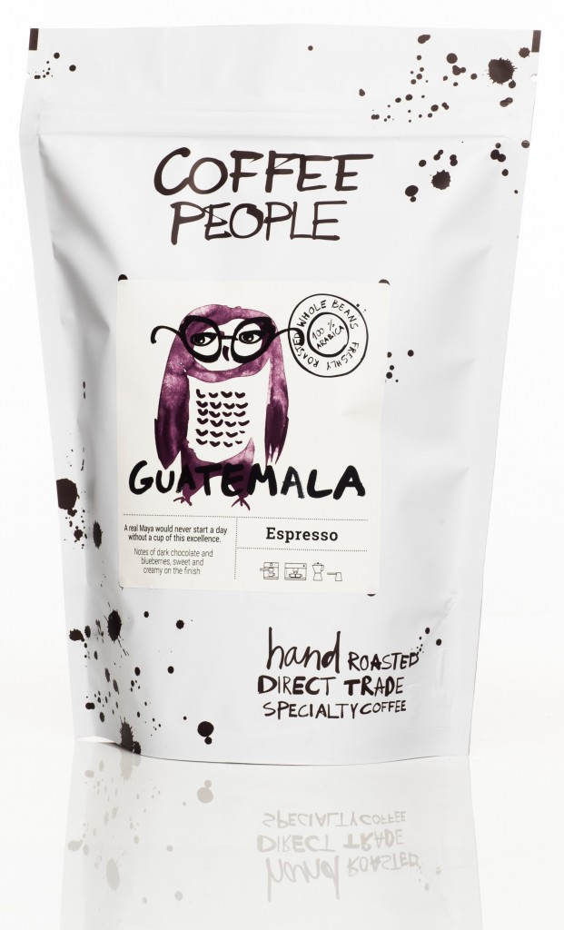 Coffee People Kohviuba Guatemala Espresso 500g