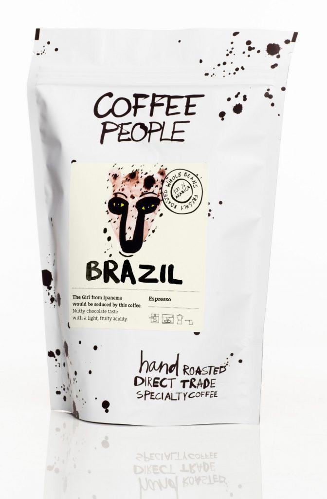 Coffee People Kohviuba Brazil Espresso 500g