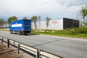 Vinare Logistika vaade Tartu maanteelt