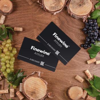 Finewine подарочная карта 10€