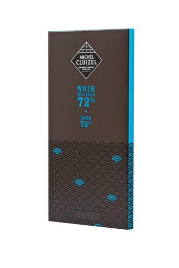 Michel Cluizel tume šokolaad 72% 70g