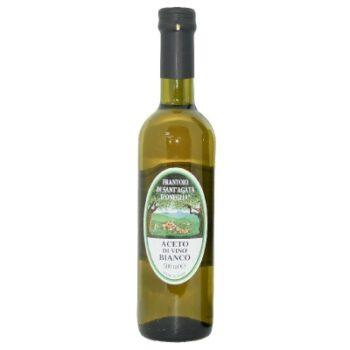 Frantoio valge veiniäädikas 50cl