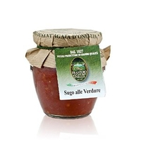 Frantoio di Sant`Agata d`Oneglia tomatikaste basiilikuga 280g