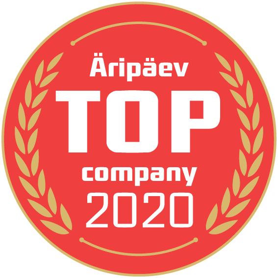 äripäev top ettevõte 2020